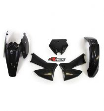 KTM Black Plastic Kit 05-06